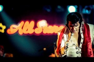 A Vision of Elvis - featuring Rob Kingsley