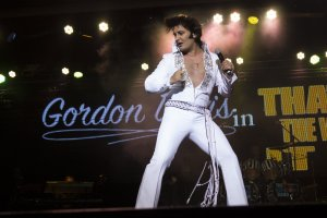 Elvis - Gordon Davis